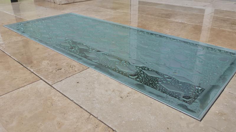 Glas Bau Plan Visionen In Glas